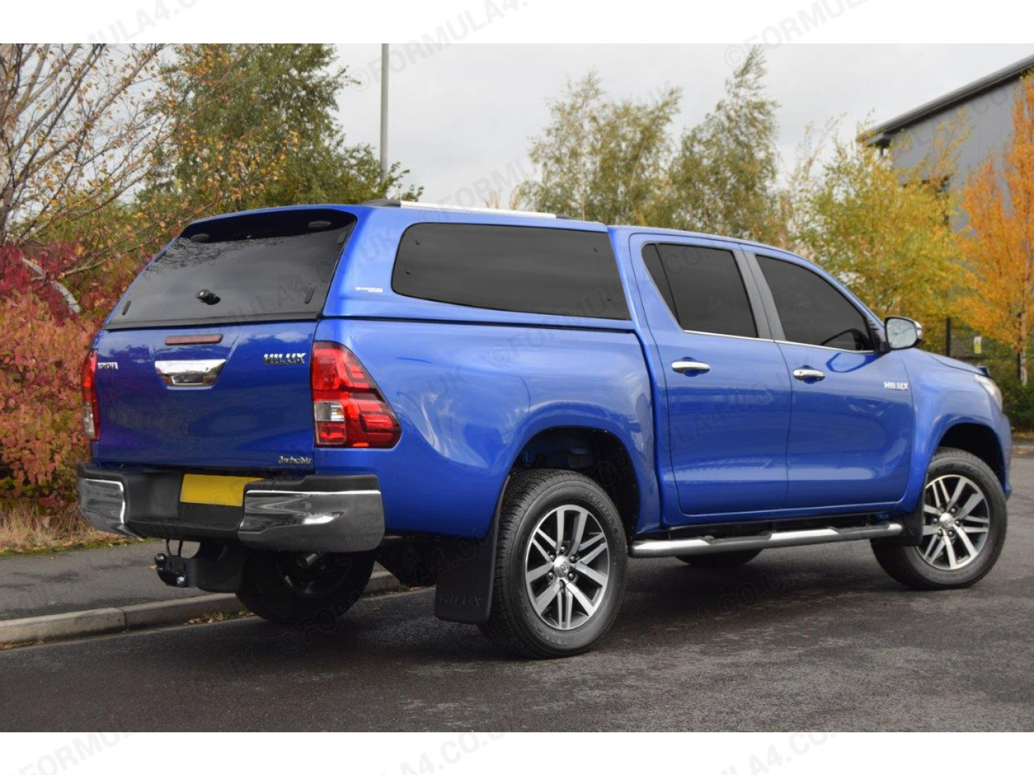 From the makers of the very populular 560 series of canopies comes the high spec Carryboy S6. & Toyota Hilux | Carryboy